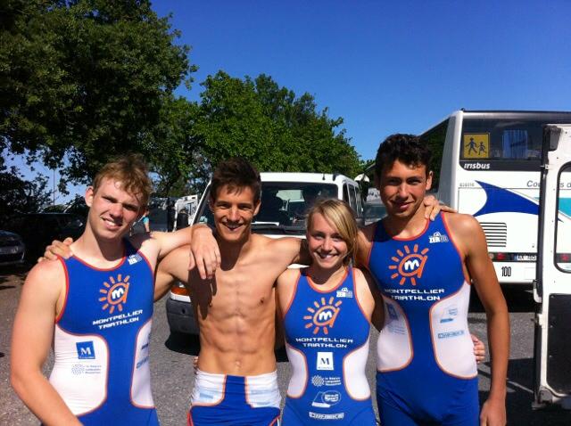 triathlon format