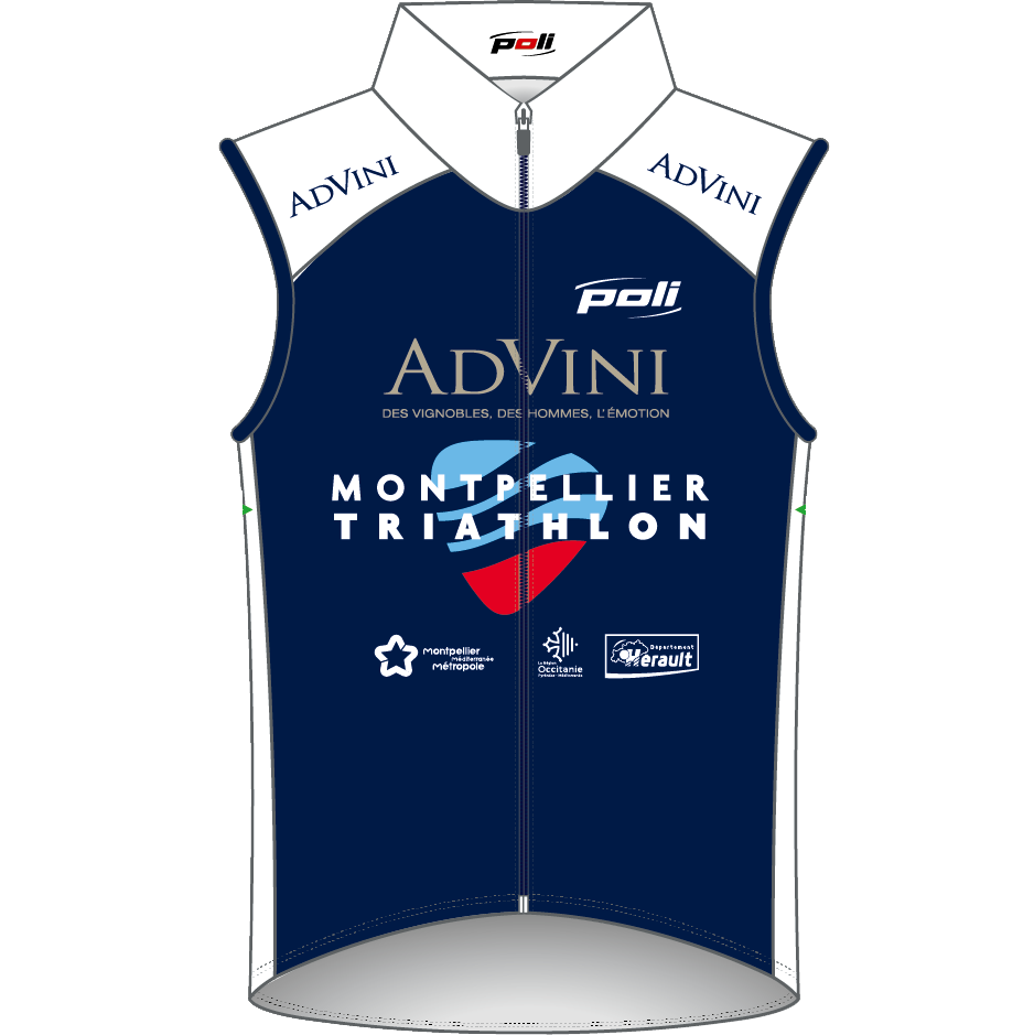 Maillot MONTPELLIER gilet