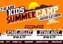 Ouverture des inscriptions KIDS SUMMER CAMP