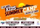 Ouverture des inscriptions KIDS SUMMER CAMP 2020