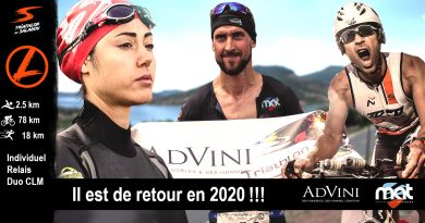 Le triathlon L sera de retour en 2020